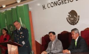 03 General Cienfuegos, Gobernador Anguiano y Presidente del Congreso de Colima