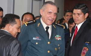 04 General Cienfuegos, Titular de la SEDENA