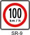 señal 100