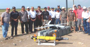 120413  INAPESCA UTILIZA DRONES PARA PROSPECCION PESQUERA