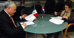 020914 Actualizan México y Cuba acuerdos en materia pesquera y acuícola