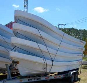 Apoya CONAPESCA con motores marinos y lanchas a pescadores de Campeche