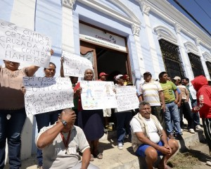 Grupo opositor en Campeche