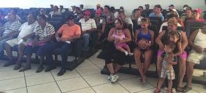 Entregan apoyos a pescadores de la laguna de Cuyutlàn