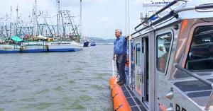083014 Sostiene el titular de Conapesca reunión de Coordinación con el sector naval