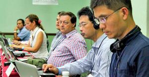 Expertos en acuacultura de la FAO sesionan en Mazatlán