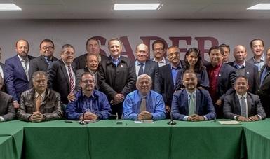 013019 Acuerdo Sader Canainpesca