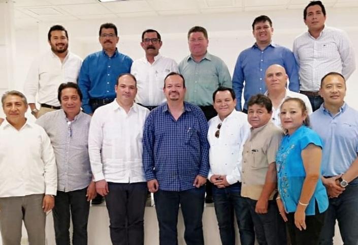 Delegados yucatecos