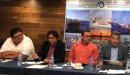 Reunión CONMECOOP 3
